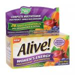 Alive Womens Energy Multivitamin High Potency