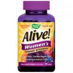 ALIVE Womens Gummy Vitamins