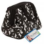 Charlotte Insulated Lunch Bag w/ Ice Pack Taupe