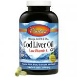Cod Liver Oil Low Vitamin A