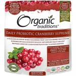 Daily Probiotic Cranberry Supreme