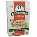 GlutenFree Oats Apple Cinnamon with Flax