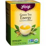 Green Tea Energy