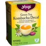 Green Tea Kombucha Decaf
