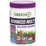 Greens + Advanced Multi Wild Berry Superfood