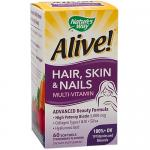 Hair Skin and Nails Multivitamins