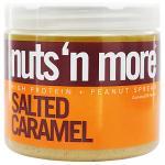 High Protein Salted Caramel Peanut Butter