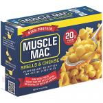 Muscle Mac Deluxe Shells and Cheese