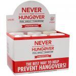 Never Too Hungover Prevention