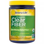Organic Clear Fiber