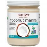 Organic Coconut Manna
