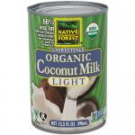 Organic Coconut Milk Light