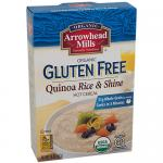 Organic Gluten Free Quinoa Rice and Shine Cereal
