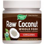 Organic Raw Coconut Whole Food