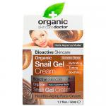 Organic Snail Gel Cream