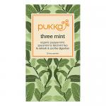 Organic Three Mint Herbal Tea