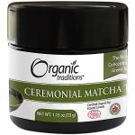 Organic Traditions Ceremonial Matcha Tea