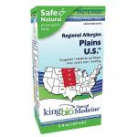 Plains U.S. Regional Allergies