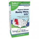 Rocky Mtns U.S. Regional Allergies