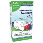 Southern U.S. Regional Allergies