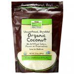 Unsweetened Shredded Organic Coconut