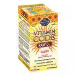 Vitamin Code Raw D